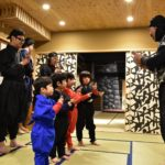 札幌市内で忍者体験ができる「北海道忍者道」