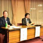 第64回江別経済ネットワーク、例会に参加