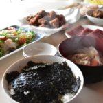 岩字地区の冬のモニターツアー5〜泊村で地元の料理体験、長靴ホッケー