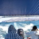 小樽の高島漁港近くから出発する「青の洞窟ツアー」、小樽ファンクルージングに乗るも