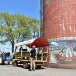 恵庭市の「むらかみ牧場」でトラクターワゴン乗車とセグウェイのテクニカルコースが新設!