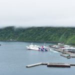 利尻島、ゲストハウス「利尻ぐり〜んひるinn」、「利尻はなガイドクラブ」のハイキングツアー
