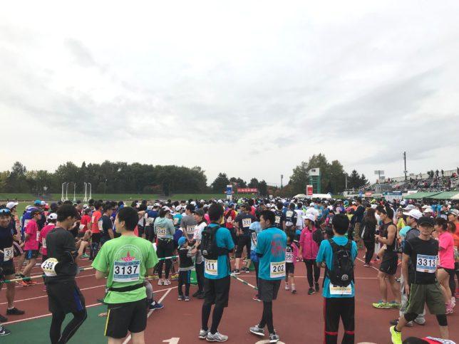 今シーズン初となる第10回旭川ハーフマラソンに出場!