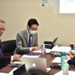 ナレッジプラザの研究会「縮み戦略研究会」に参加する