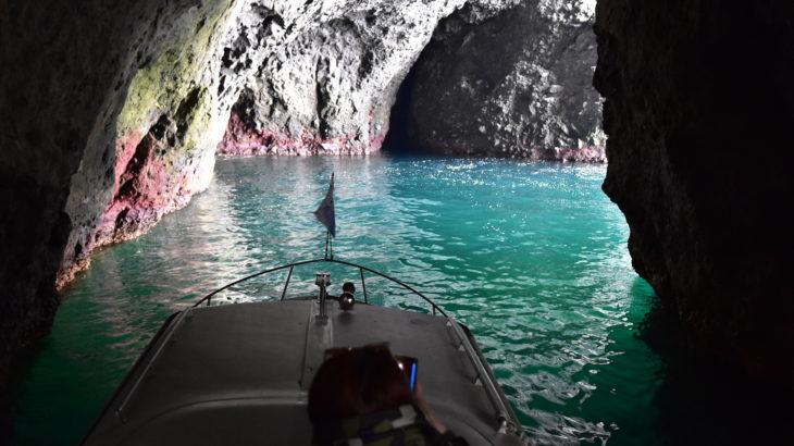 小樽の新名所「青の洞窟」名物船長アレクセイが案内する秘境ボートクルーズ