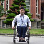 車椅子アスリート・戸田雄也さんが道新に大きく紹介される