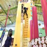 東札幌でクライミング「のぼのぼ」とスポーツジム「レインボークリフ」