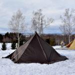 深川の「まあぶオートキャンプ場」で冬キャンプが盛況!