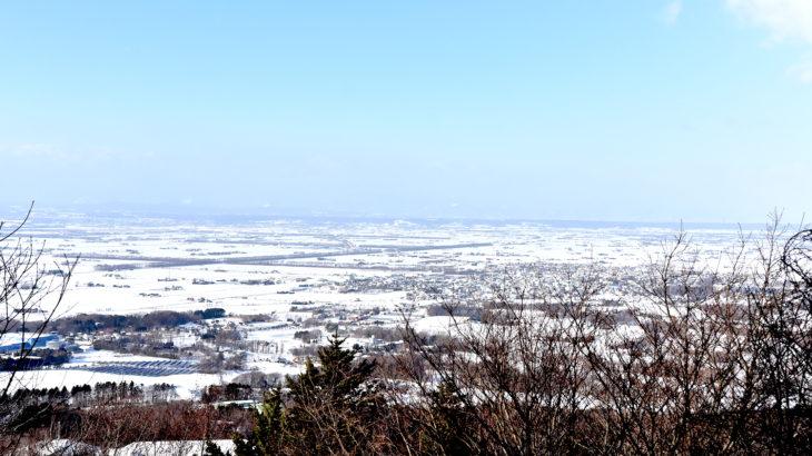 冬山登山の練習、長沼・靜台を登頂