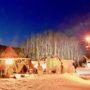 札幌市定山渓自然の村で冬キャンプ「ウィンター・キャンプ・フェスティバル2020」が開催された