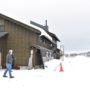 余市町のお休み処「茶話あだち」とニッカウヰスキー北海道工場余市醸造所でイベントボランティア体験